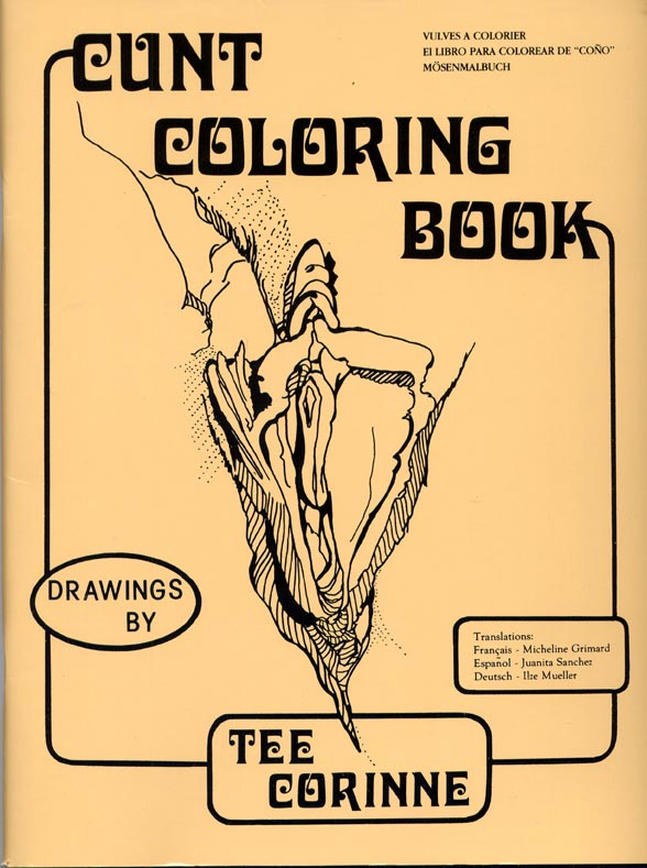 The Cunt Coloring Book
