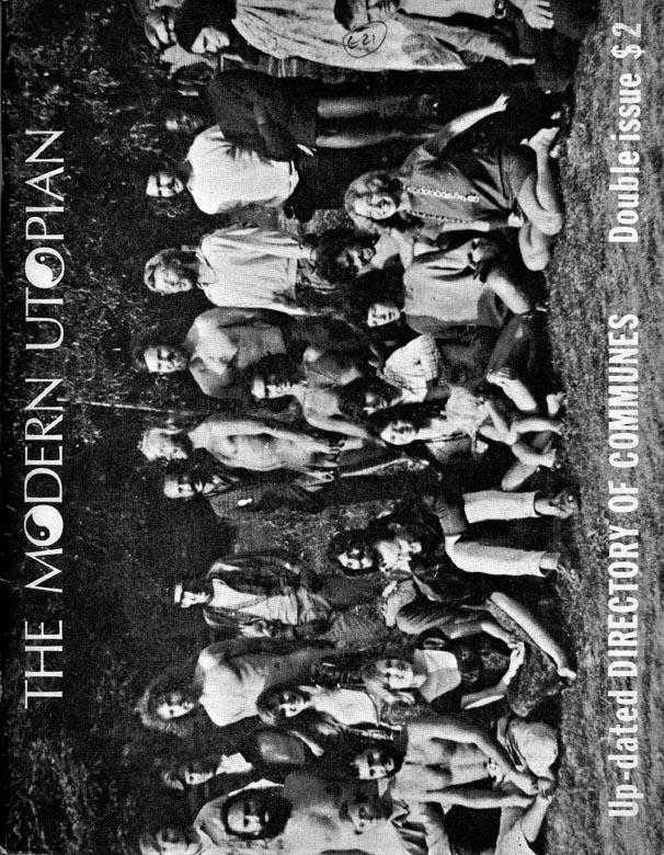 Modern Utopian: Up-Dated Directory of Communes
