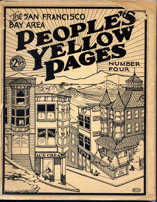 The San Francisco Bay Area People's Yellow Pages