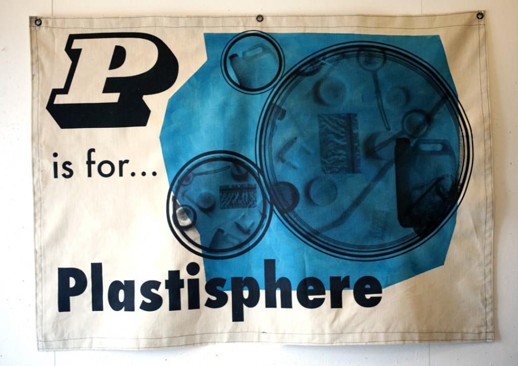 P is for Plastisphere | Alphabet of the Anthropocene