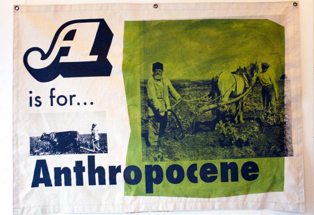 Alphabet of the Anthropocene