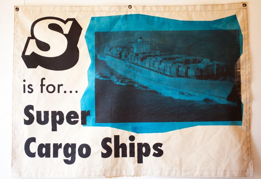 Super Cargo Ships